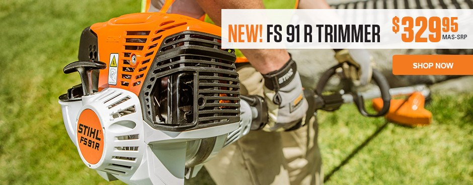 NEW! FS 91 R Trimmer